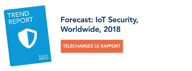 Gartner Report Forecast: IoT Security, Worldwide, 2018
