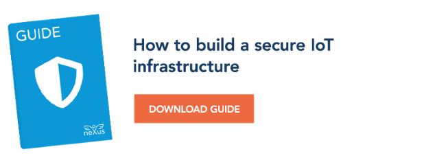 Download Guide: How to build a secure IoT infrastructure