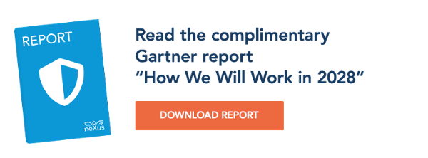 Gartner report: How We Will Work in 2028