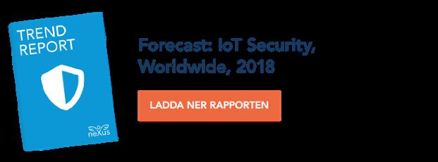 Forecast: IoT Security, Worldwide, 2018