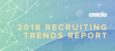 Entelo 2018 Recruiting Trends Report