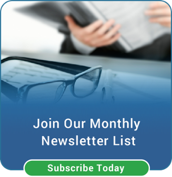 Join Our Monthly Newsletter List - Subscribe Today