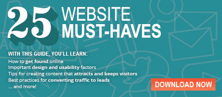 25 Website Must-Haves download