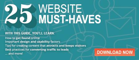 25 Website Must-Haves download