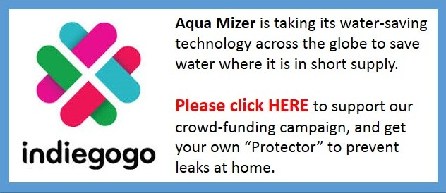 Click Here to Help Aqua Mizer Save Water Across the Globe