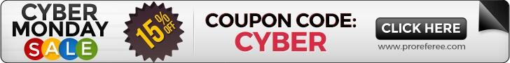 Cyber Monday Sale (Coupon Code: CYBER)