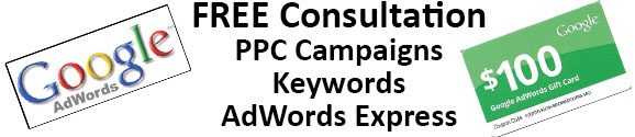 Free Google AdWords Consultation