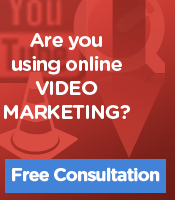 Sign up for free VIDEO MARKETING Consultation