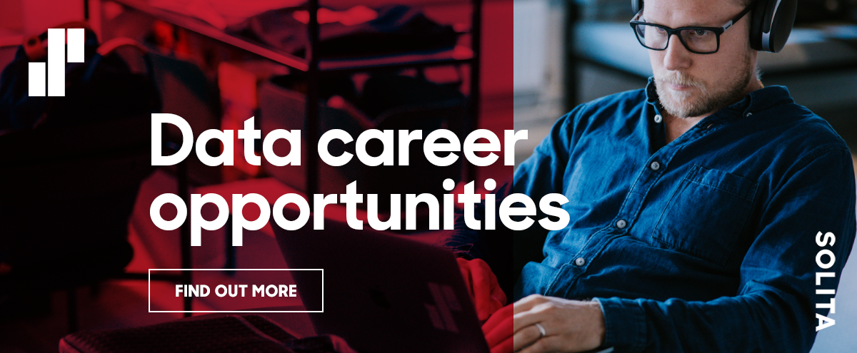 Data career opportunities