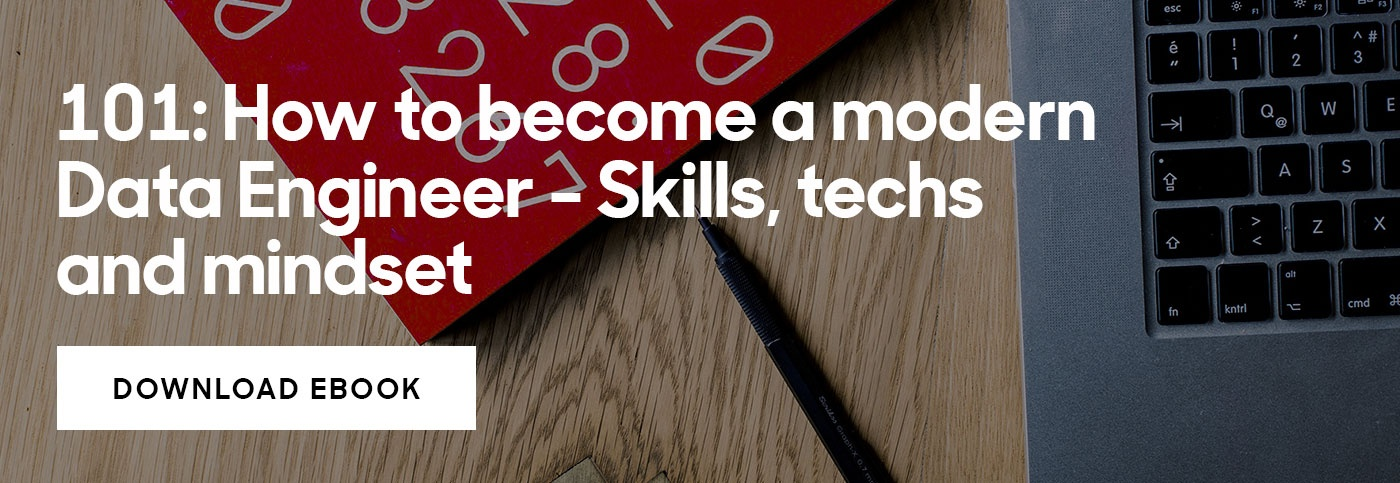 How to become a modern Data Engineer - Download free eBook