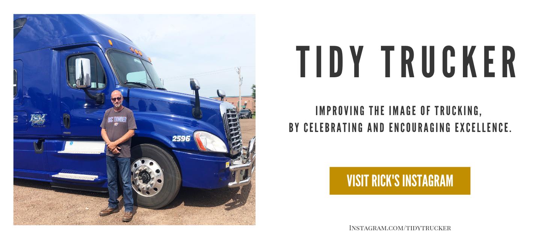 Tidy Trucker