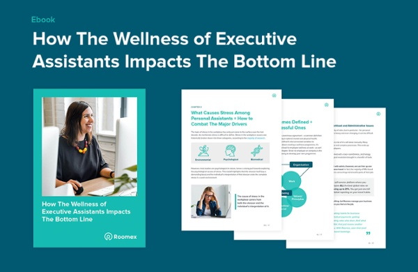 How The Wellness of Executive Assistants Impacts The Bottom Line