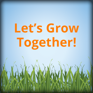 Let's Grow Together - Contact Us