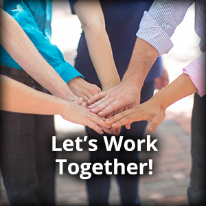 Let's Work Together - Contact Us