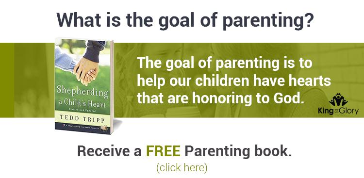 Shepherding a Child's Heart Free Parenting Book