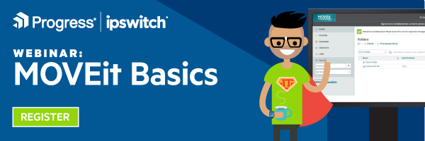 MOVEit Basics Webinar