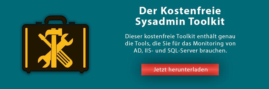 Kostenfreier SysAdmin Toolkit