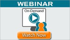 Watch our webinar recording