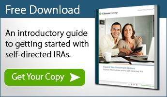 Get started with self-directed IRAs with our free guide.