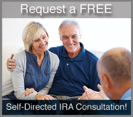Request a free self-directed IRA consultation
