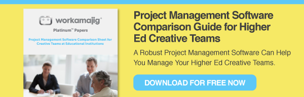 project management software comparison guide for higher ed teams