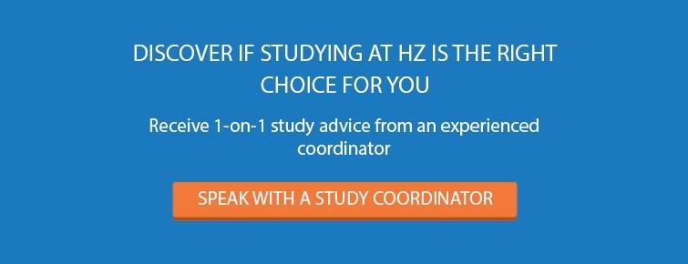 Talk to a study advisor