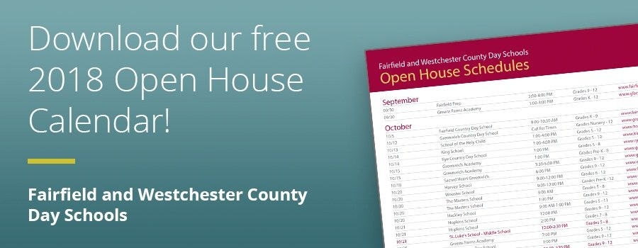 Download the 2018 Open House Calendar