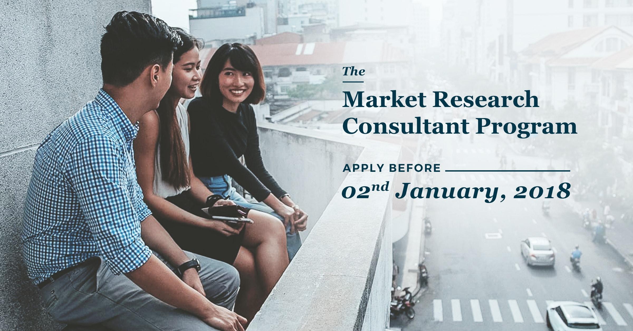Decision Lab's Market Research Consultant Program