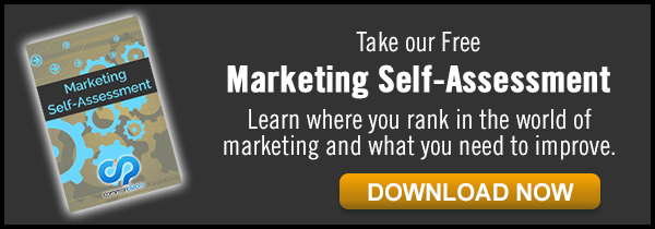 Take our Marketing Self-Assessment