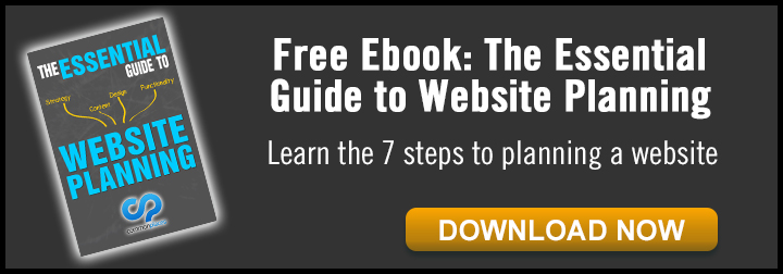 Download the Essential Guide to Website Planning