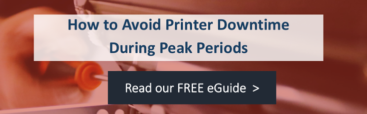Avoid Printer Downtime - eGuide from PCI