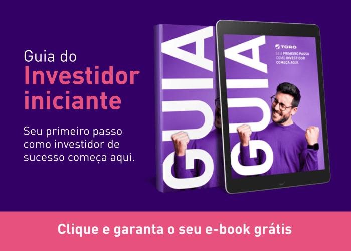 E-book Guia completo do Investidor Iniciante