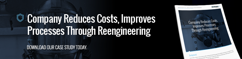 Company Reduces Costs, Improves Processes Through Reengineering
