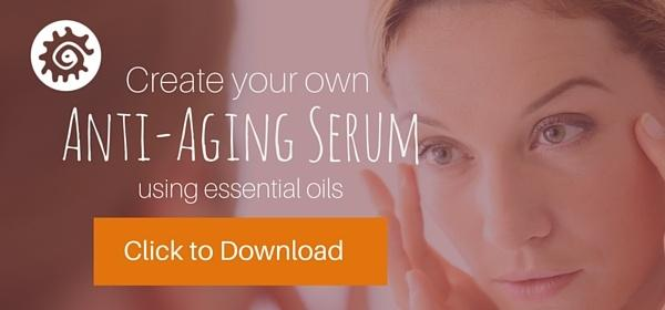Free Anti-aging Serum Recipe with Essential Oils