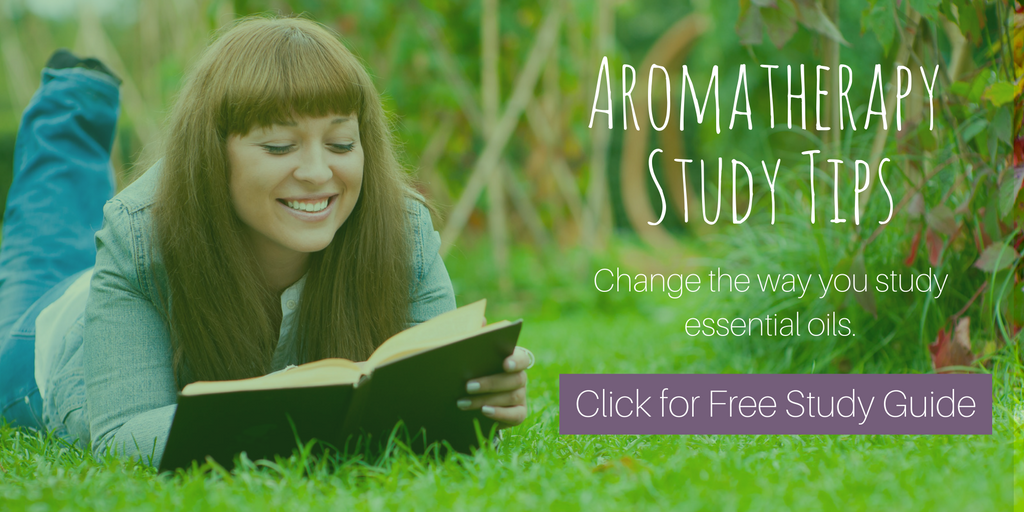 aromatherapy study tips