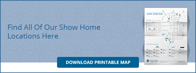 Show Home Map - Click here To Download