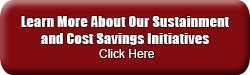 Sustainment and Cost Savings Initiatives