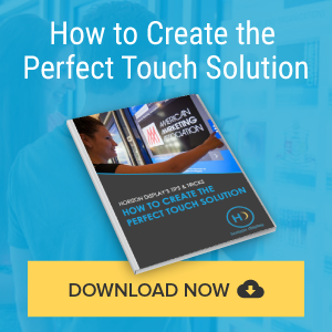 create the perfect touch solution