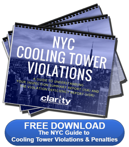 Download the Guide to NYC Cooling Tower Violations VDR and ISR