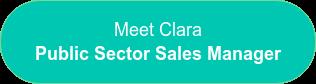 Meet Clara Public Sector Sales Manager