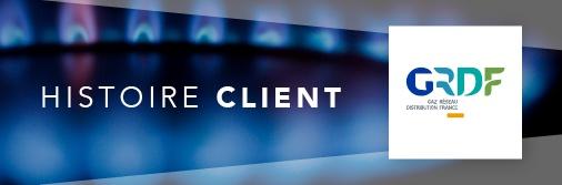 Acceder histoire client GRDF