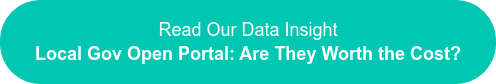Read Our Data Insight Local Gov Open Portal: Are They Worth the Cost?