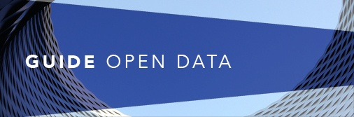 acceder au guide open data