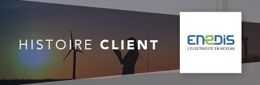 acceder histoire client enedis