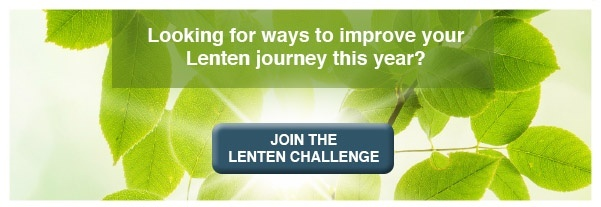 Join the Lenten Challenge button