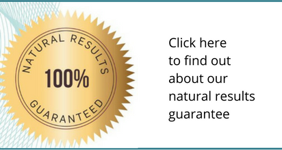 natural results guarantee, learn more