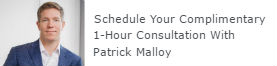 Schedule An Appointment With Patrick Malloy