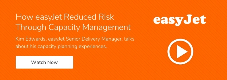 Webinar easyJet reduce risk through capacity management