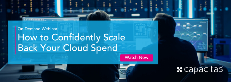 How to confidently scale back your cloud spend