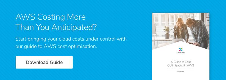 AWS-cost-optimisation
